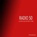 Radio 50 Logo