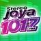 Stereo Joya 101.7 - XHVV Logo