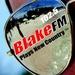 102.5 Blake FM - KTNT Logo