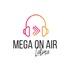 Mega Latina FM (Norte de Tenerife) - 104.3 FM Logo