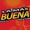Radio La Más Buena Logo
