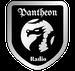 Pantheon Radio Logo