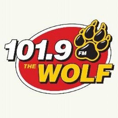 101.9 The Wolf - WLFZ