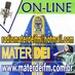 Rádio Mater Dei FM 105.9 Logo