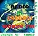Radio El Shaddai Words FM Logo