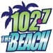 102.7 The Beach - WMXJ Logo