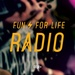 Dash Radio - Fun For Life Radio Logo