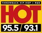 Hot 95.5/93.1 - WCHZ