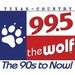 The Wolf - KPLX Logo