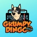 Grumpy Dingo Radio Logo