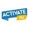 Activate FM Logo