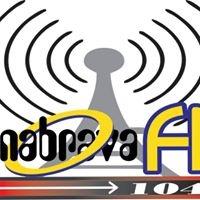 Rádio Canabrava FM - 104.9 FM