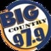 Big Country - KXBG Logo