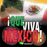 Que Viva México Radio Logo