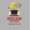 Outlaw Country 1400 AM - KCYK Logo