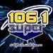 Súper 106.1 - XHPPO Logo