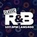 Classic R&B 107.3FM & AM1400 - WWWS Logo