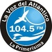 La Voz del Atlantico Logo
