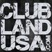 ClublandUSA Dance Radio Logo