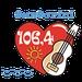 Santorini FM 106.4 Logo
