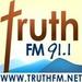 TruthFM 91.1 - WZTH Logo