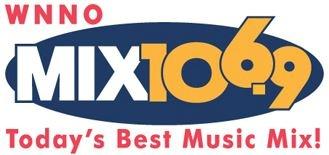 MIX 106.9 - WNNO-FM