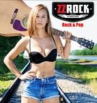 ZZROCK Rock Hits Logo
