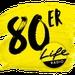Life Radio - 80er Logo