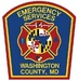 Washington County, MD Fire, EMS Logo