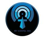 MY GOSPEL 365.COM Logo