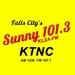 Sunny 101.3 - KLZA-FM Logo