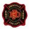 Evansville, IN Fire Logo