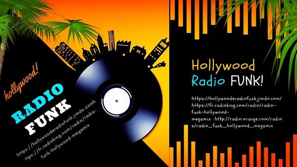 Radio funk Hollywood megamix