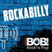 RADIO BOB! - BOBs Rockabilly Logo