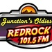 Red Rock 101.5 - KGJX Logo