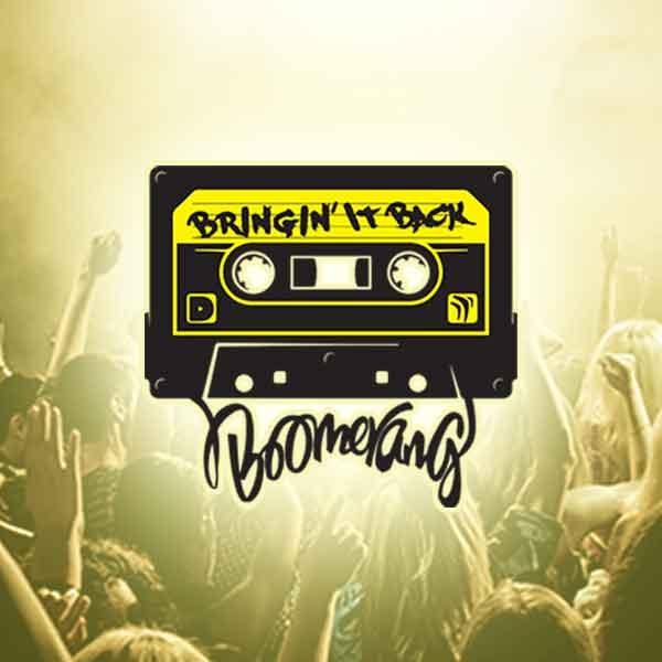 Dash Radio - Boomerang - 90's R&B