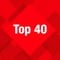 104.6 RTL Top40 Channel Logo