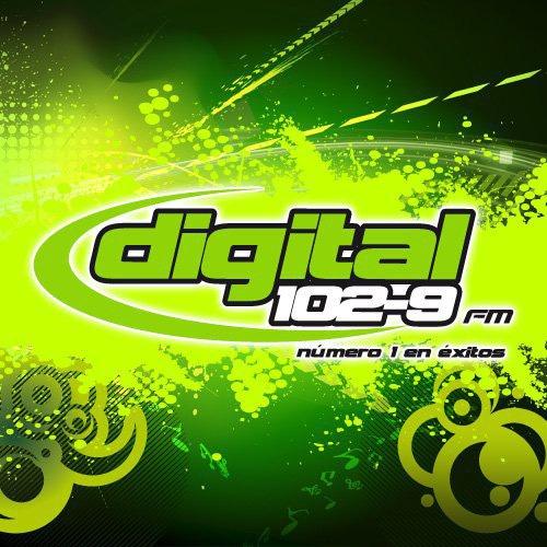 Digital 102.9 FM - XHMG