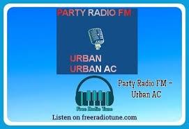 Party Radio FM Urban - Urban AC