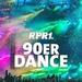 RPR1. - 90er Dance Logo