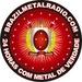 Brazil Metal Radio Logo