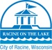 Racine County Police, Sheriff, Fire, EMS and Flight For Life Logo