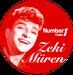 Number1 FM - Zeki Müren Logo