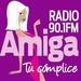 Radio Amiga 90.1 F.M. Logo
