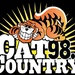Cat Country 98.1 - WCTK Logo