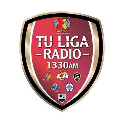 Tu Liga Radio 1330 AM - KWKW