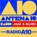 Antena 10 Radio Jazz Logo