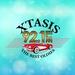 Xtasis 92.1FM - XHOBS Logo