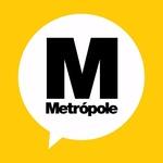 Rádio Metrópole Logo