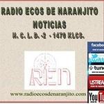 Radio Ecos de Naranjito Logo